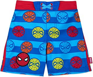 Spider-Man Swim Trunks for Kids Blue