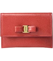 Salvatore Ferragamo - Vara Bow Card Case