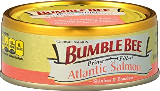 Bumble Bee Salmon, Atlantic 5 oz (Pack of 12)