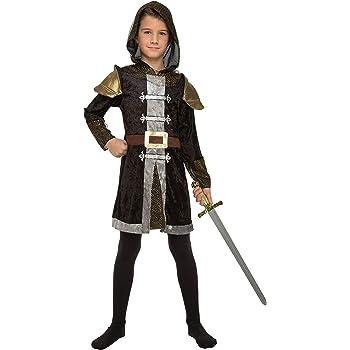 My Other Me Me-204170 Disfraz de caballero medieval para niño, 10 ...