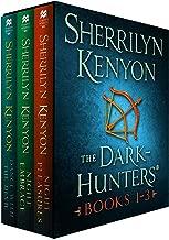 The Dark-Hunters, Books 1-3: (Night Pleasures, Night Embrace, Dance with the Devil) (Dark-Hunter Collection Book 1)
