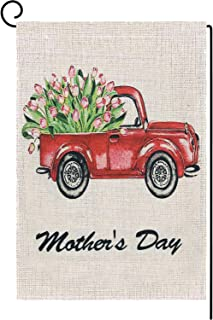 Iceyyyy Love Mother's Day Garden Flag - Double Sided Home...
