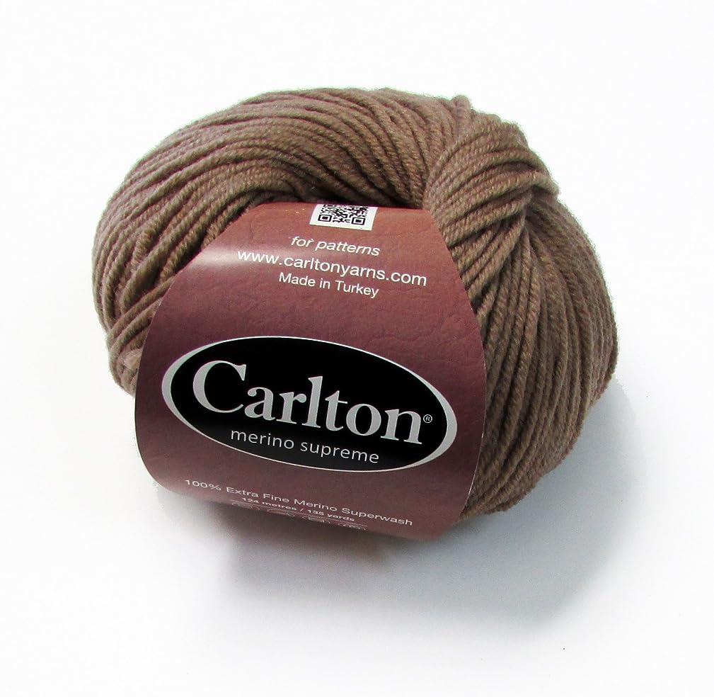 Merino Supreme Superwash Wool by Carlton Yarns