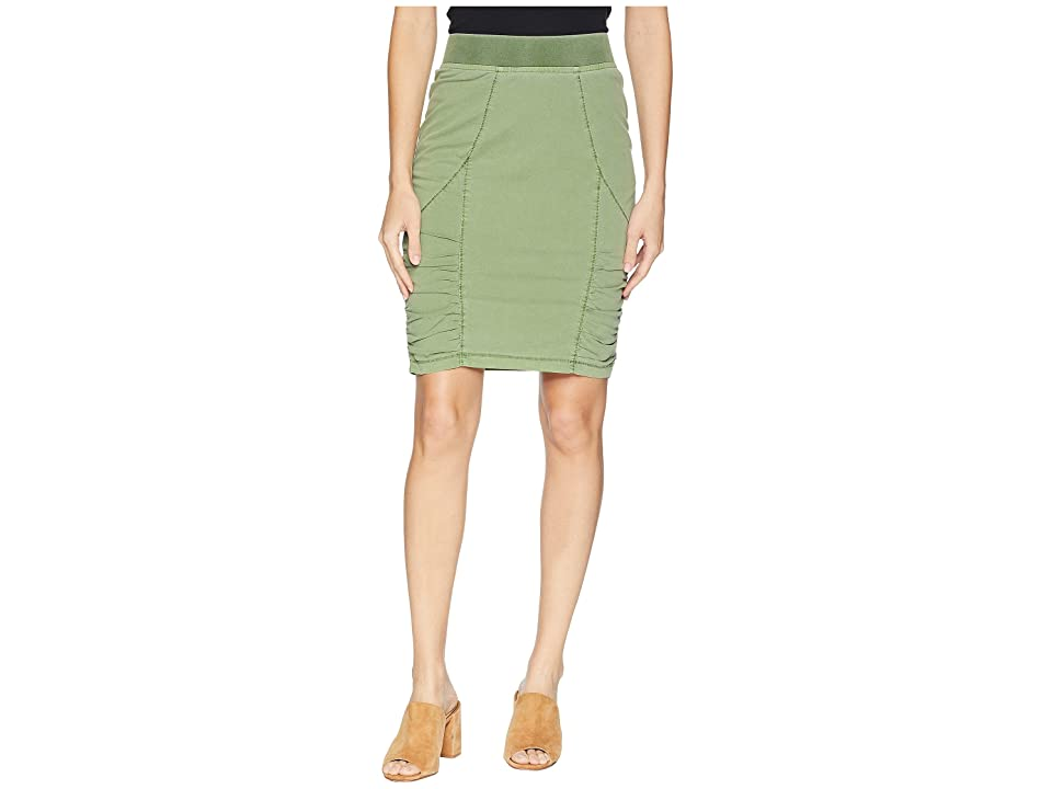XCVI Bente Skirt (Light Olive) Women