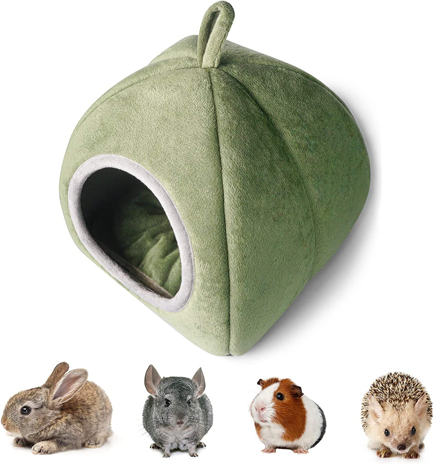 Guinea Pig Bed Hideout Ranking TOP11 Max 69% OFF Cozy House for Bunny Chi