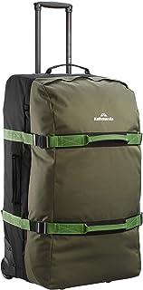 Kathmandu Split Level 100L Wheeled Luggage Suitcase Trolley Travel Bag v2