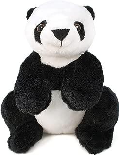 VIAHART Xiaoxiong The Panda | 13 Inch Panda Bear Stuffed Animal | by Tiger Tale Toys