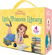 Little Princess Library (Disney Princess): Disney Cinderella; Disney The Little Mermaid; Disney Moana; Disney Beauty & the...