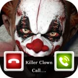 Instant Video Call From Scary Clown Killer - Free Fake Phone Caller PRO - PRANK 2020
