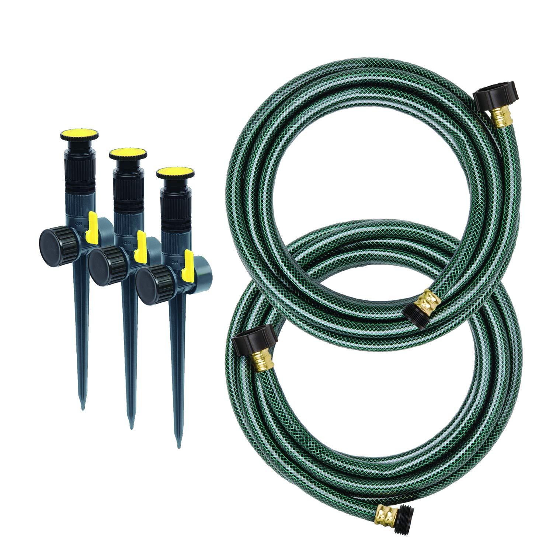 Melnor 95548 Multi Adjustable Sprinkler Watering