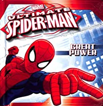 Ultimate Spider-Man: Great Power Board Book