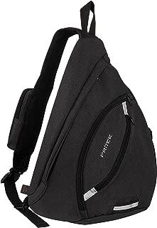 PRITEK Waterproof Sling Backpack Ultralight Versatile Travel Hiking Bag