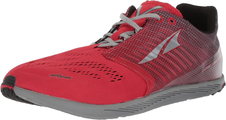 Altra Men's Vanish-R Sneaker, Red, 15 Regular US