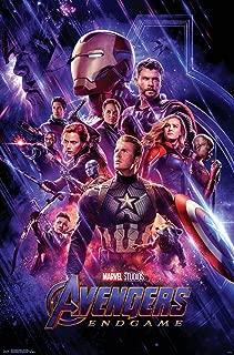 Trends International MCU: Avengers: Endgame - Grid Wall Poster, 22.375