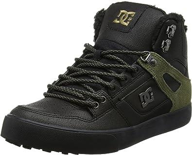 DC Shoes Spartan High WC WNT, Scarpe da Ginnastica Basse Uomo