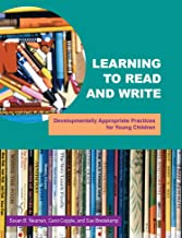 Best learning to read and write developmentally appropriate practices Reviews