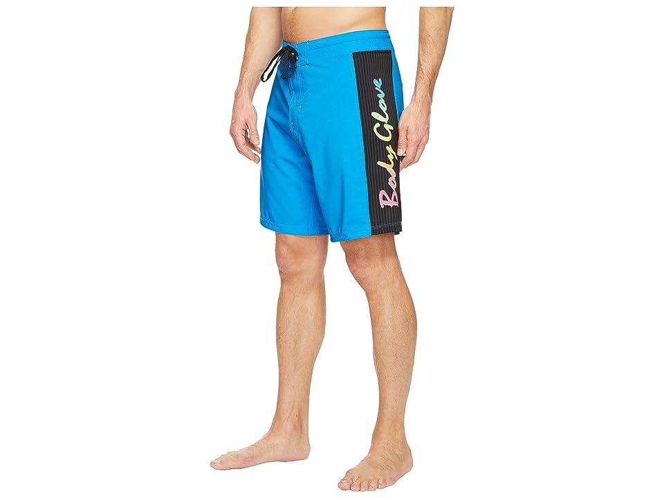 Body Glove Vapor Lazer Zap Boardshorts (Blue) Men
