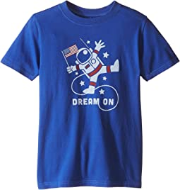 Astronaut Dream Crusher Tee (Little Kids/Big Kids)