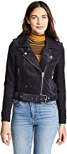 [BLANKNYC] Blank Denim Women's Corduroy Moto Jacket