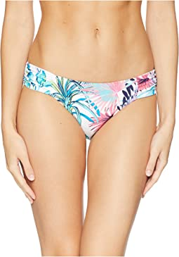 Tommy Bahama Fronds Ferdi Reversible Shirred Hipster