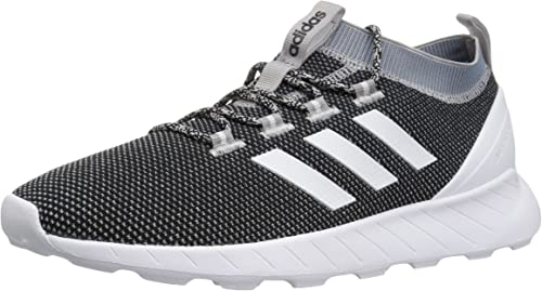 Adidas Men's Questar Rise Running chaussures, noir blanc raw gris, 7.5 M US