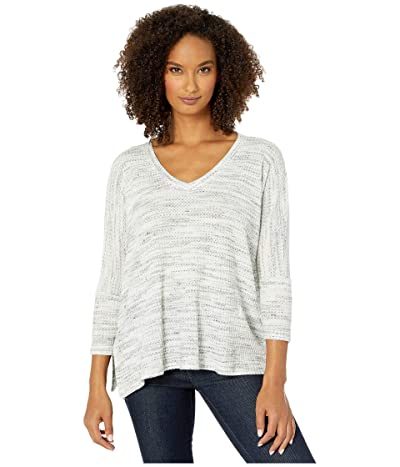 SUNDoWN by River+Sky Off Duty Sweatshirt (Snowbunny) Women