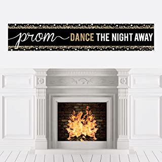 Big Dot of Happiness Prom - Prom Night Party Decorations Party Banner