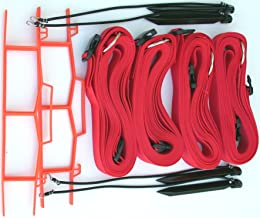 Home Court 2-inch Adjustable 8-Meter Sand Court Line - M819AS