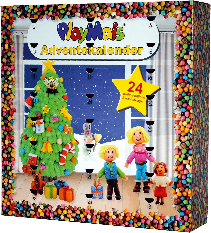PlayMais 160526 - PlayMais Mosaic Adventskalender, bunt B06Y429NJZ | | | Reparieren  d713d0
