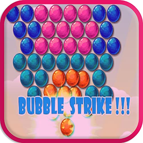 Crush the bubbles game