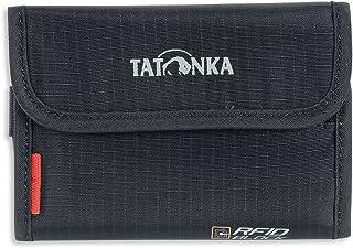 Tatonka Unisex – vuxen plånbok money box RFID B, svart, 9 x 13 x 1 cm