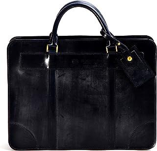 日本の職人によって作られるガンゾの最高級ビジネスバッグ