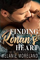 Finding Ronan's Heart (Vested Interest: ABC Corp Book 2) Kindle Edition