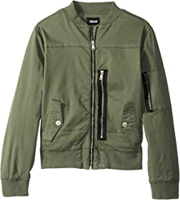 Hudson Kids - Knox Utility Bomber Jacket (Big Kids)