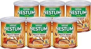 Nestle+Nestum+Baby+Cereal+Wheat+Honey+10.5+OZ+(Pack+of+6)