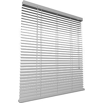 Levivo Stores V/énitien 70 x 130 cm Aluminium Blanc