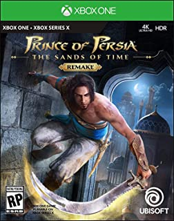 Prince of Persia: The Sands of Time Remake - Xbox One Standard Edition