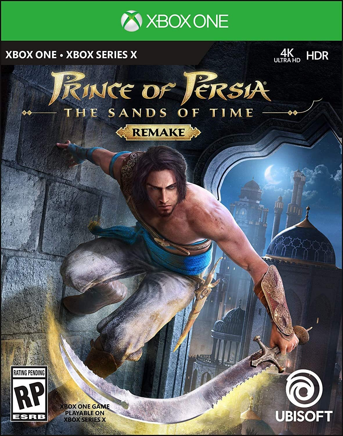 Prince-of-Persia:-The-Sands-of-Time---Remake-[2021]