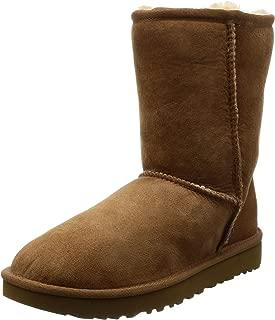 [アグ] ブーツ CLASSIC SHORT II 1016223 CHESTNUT 24 cm [並行輸入品]