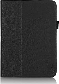 ProCase Galaxy Tab 4 10.1 Tablet Case with stylus pen - Bi-Fold Stand Cover Case for 10 inch Galaxy Tab 4 (2014 released), with auto Sleep/Wake, also compatible with Galaxy Tab 3 10.1 (Black)