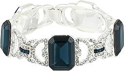 """7.5"""" Stone Drama Line Bracelet"""