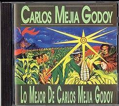 Lo Mejor de Carlos Mejia Godoy