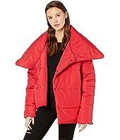 Asymmetrical Puffer Jacket
