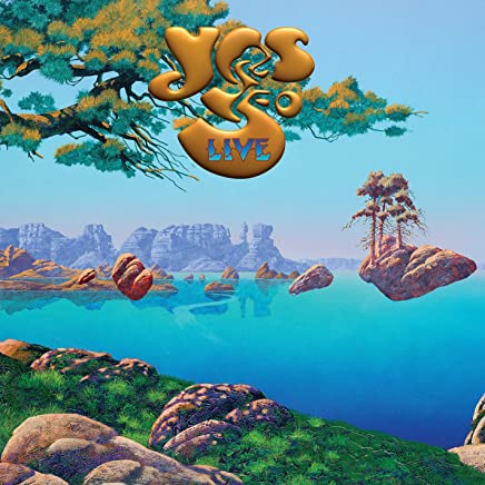 Yes - Yes 50 Live (2019) LEAK ALBUM