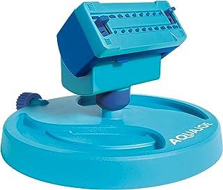 Aqua Joe AJ-OSPR20 - Aspersor oscilante Ajustable con 20 boq