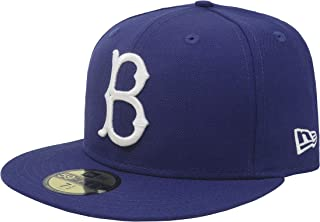 Best brooklyn dodgers cooperstown 59fifty fitted hat Reviews