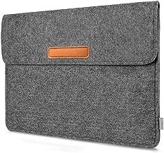 Inateck Tasche Schutzhülle Filz Hülle Kompatibel mit 11 Zoll iPad Pro 2018/10,5 Zoll New iPad Air 2019(iPad Air 3)/10,2 Zoll iPad 2019/9,7 Zoll iPad Pro/iPad Air/10.1Zoll Galaxy Tab/10 Zoll Surface Go