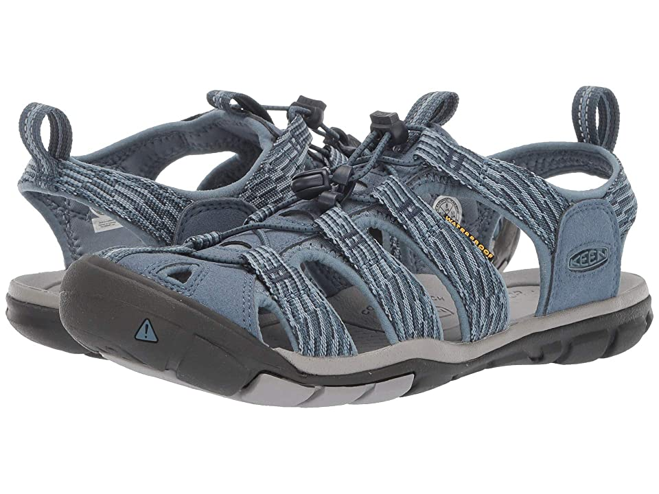 4ea01332feaa Keen Clearwater CNX (Blue Mirage Citadel) Women s Shoes