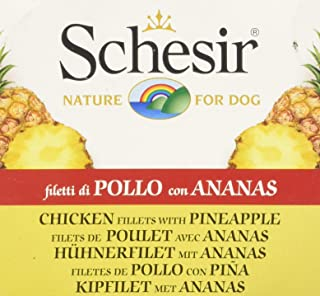 SchesirChicken Fillets with Papaya 10x150g