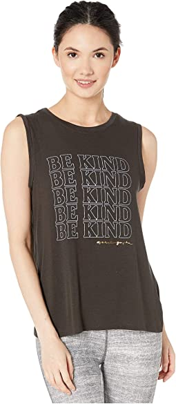 Be Kind Vintage Black
